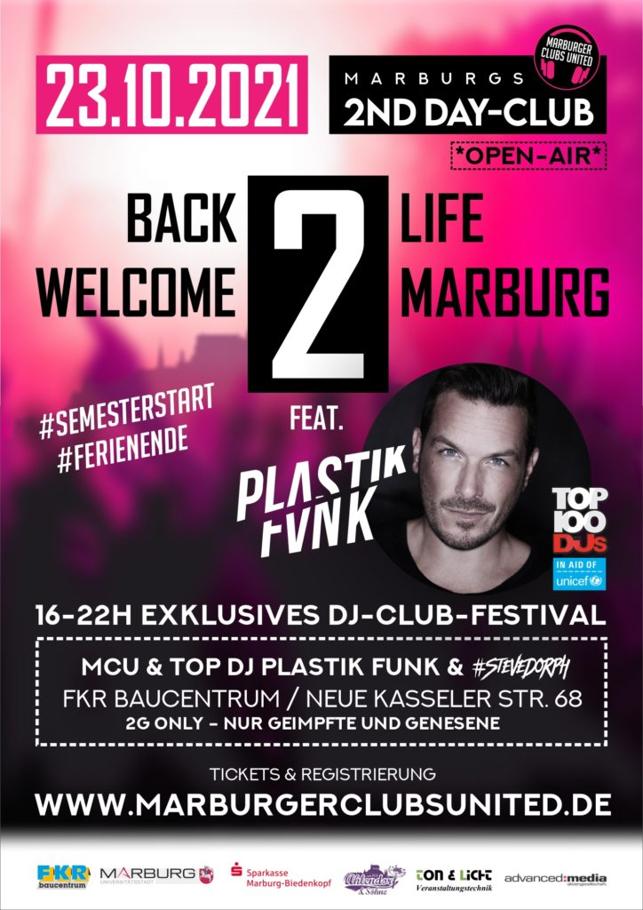 Marburgs 2nd Day-Club